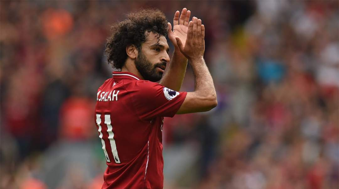 Mohamed Salah Liverpool Vs West Ham United