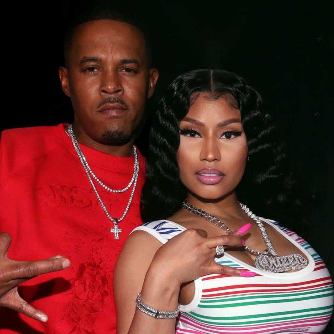 Nicki Minaj Kenneth Petty