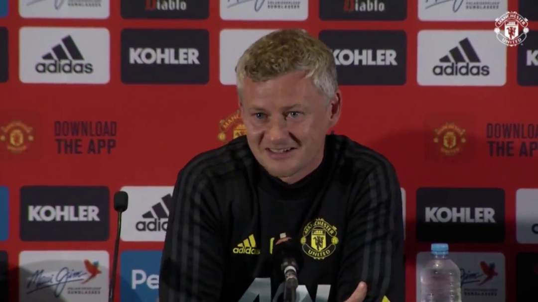 EPL: What Solskjaer said about De Gea, Greewood after Man Utd's draw with Everton