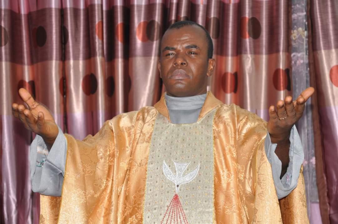 Rev Father Mbaka 1