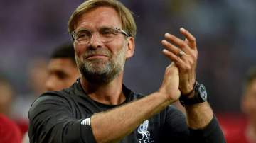 EPL: Klopp names best manager in the world