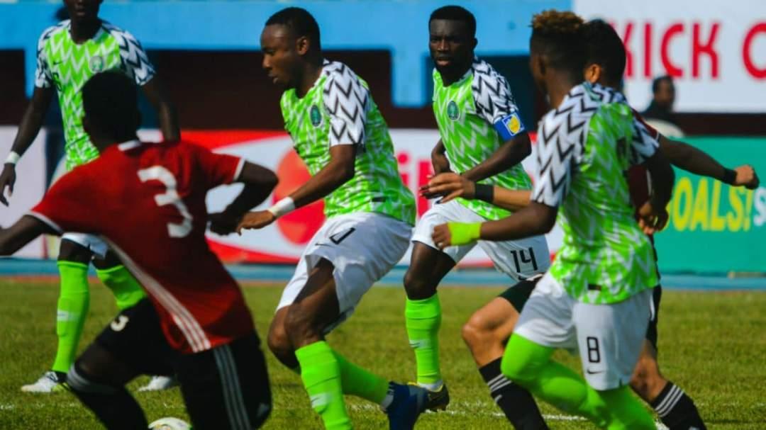 Nigeria U 23 Football Team
