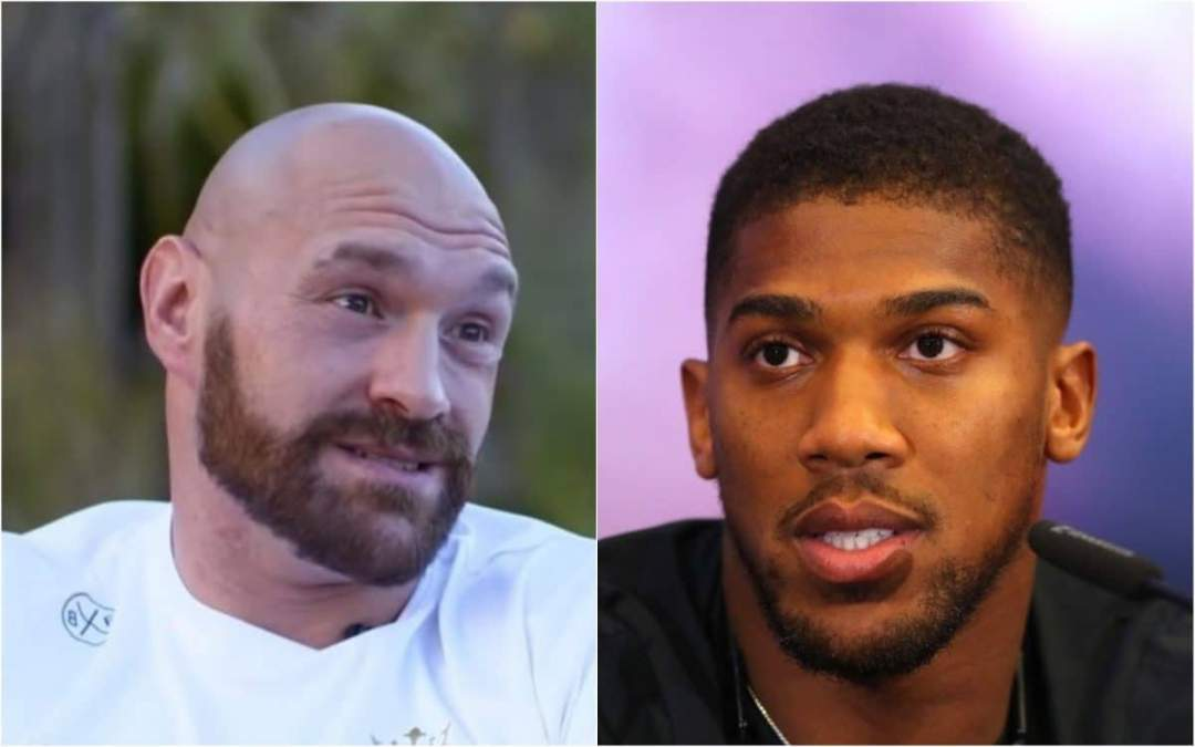 Tyson Fury gives Anthony Joshua stern warning ahead of rematch with Ruiz Jr.