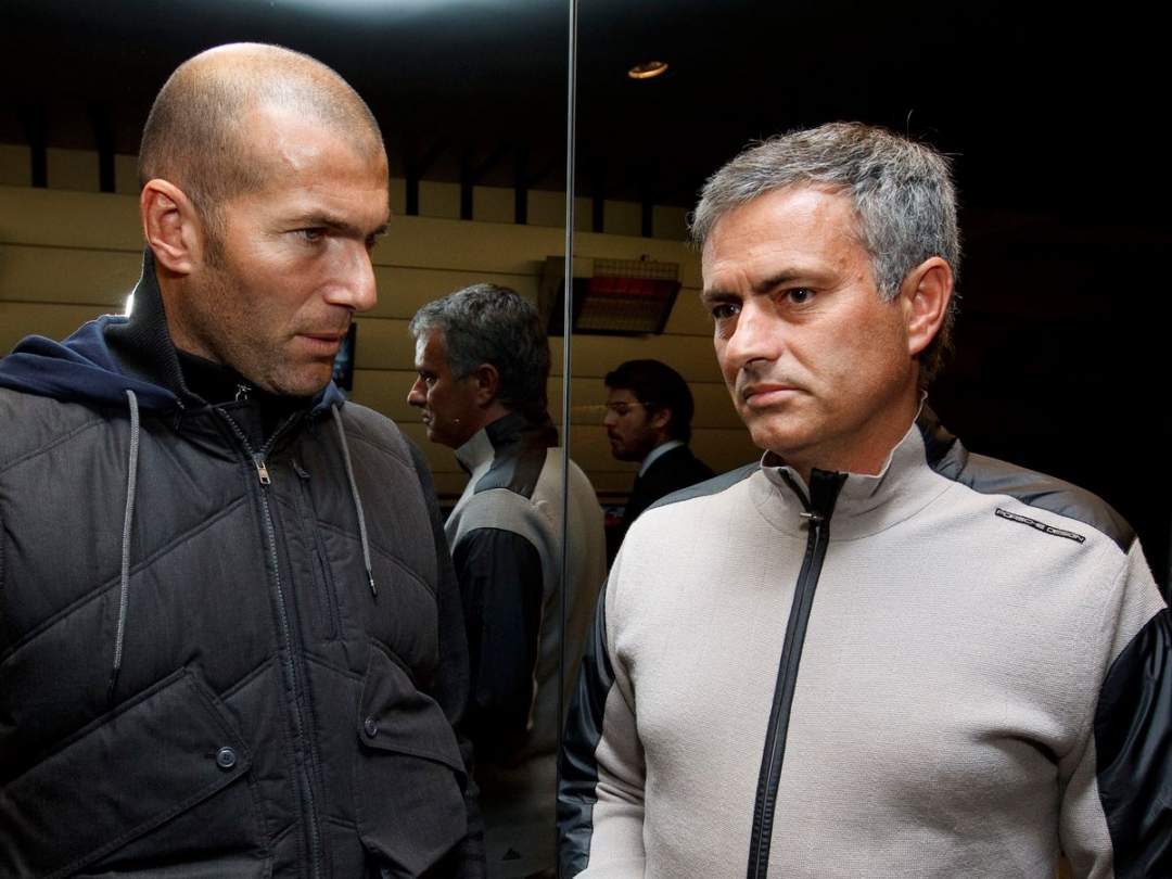 How Zidane blocked Mourinho from taking Real Madrid star