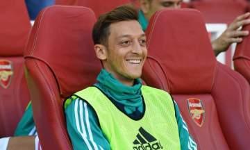 EPL: What Arsenal coach, Arteta said about Mesut Ozil