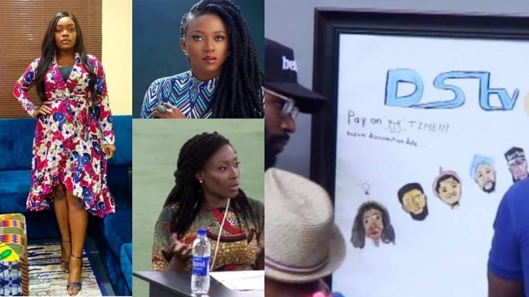 BBNaija: What Bisola, Waje told housemates