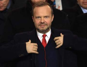 EPL: Woodward speaks on plan to sell Manchester United