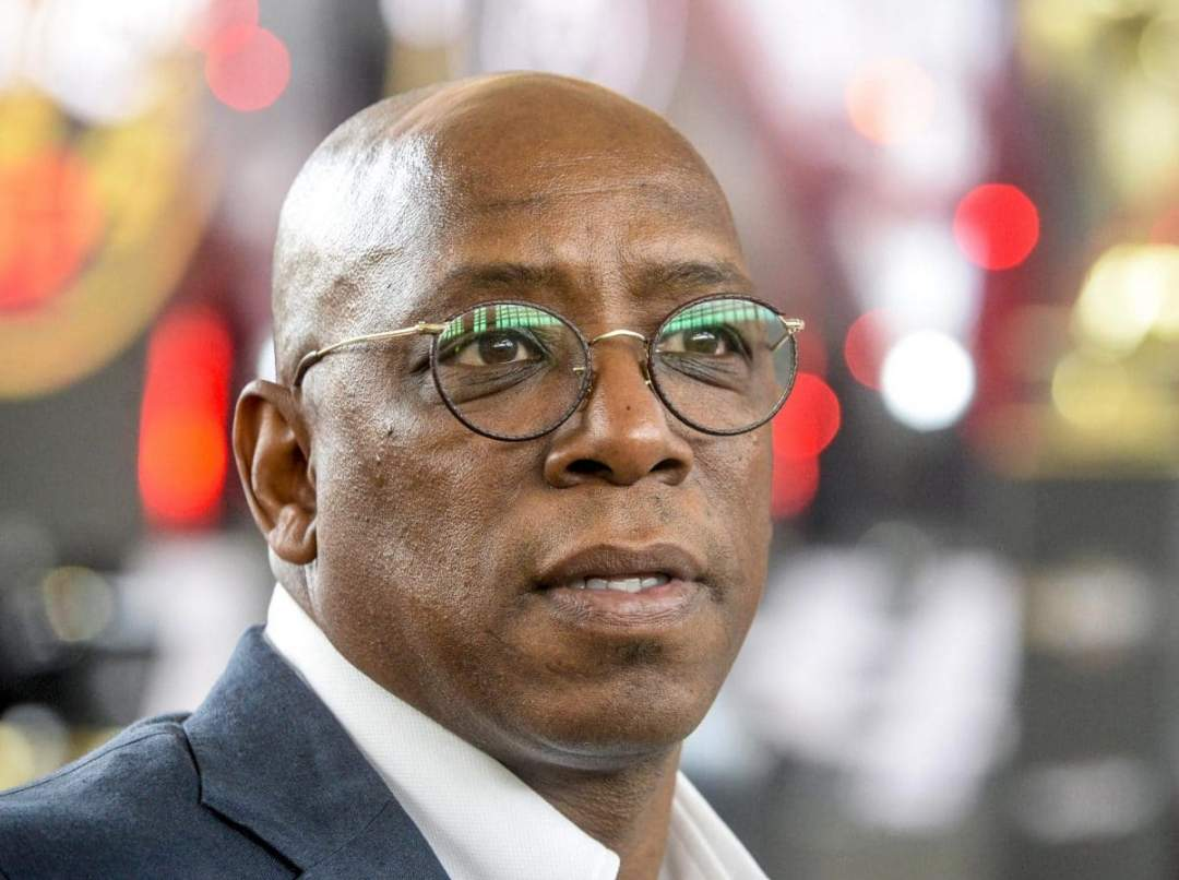 Ian Wright Interview