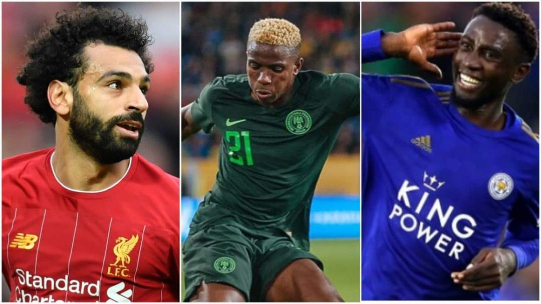Osimhen, Salah, Ndidi make CAF African Player of the Year nominees (Full List)
