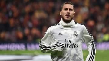 LaLiga: Zidane explains why Real Madrid signed Hazard from Chelsea
