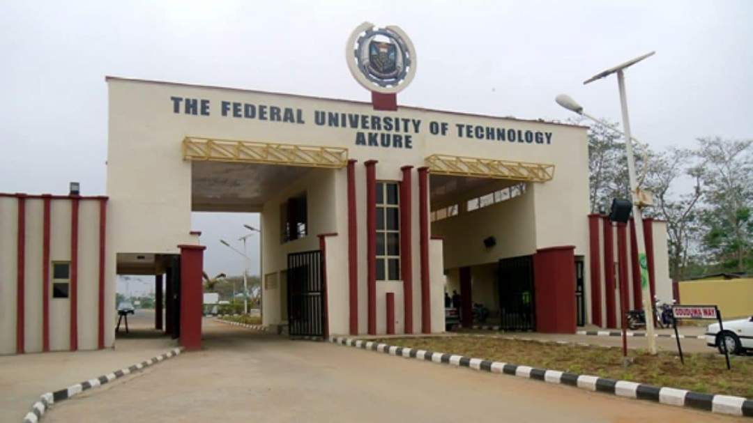 List Of Courses Offered In FUTA