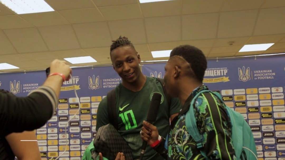 Joe Aribo reveals why he snubbed England for Nigeria