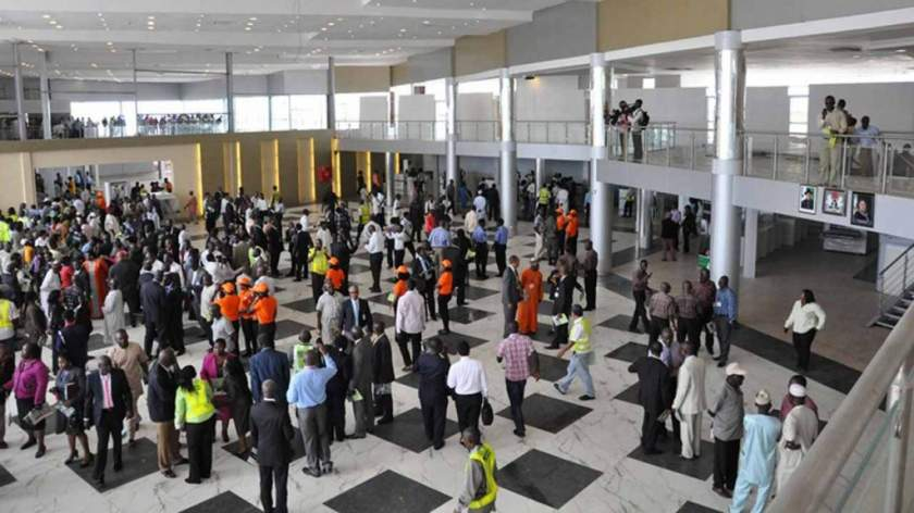 Murtala Muhammed International Airport Lagos 1