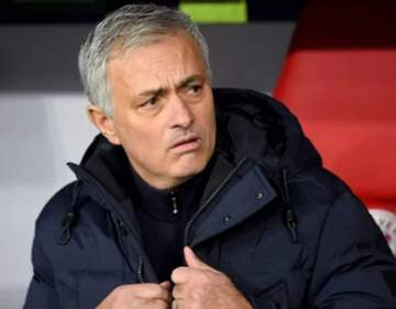 EPL: Mourinho reacts to UEFA ban on Manchester City