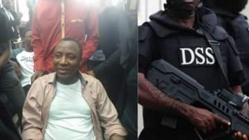 Sowore: DSS breaks silence on rearresting activist inside courtroom