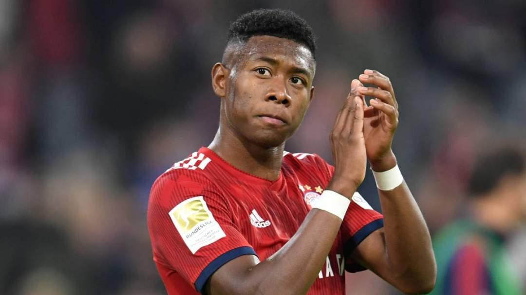 Transfer: Chelsea set to sign £60m Bayern Munich's David Alaba