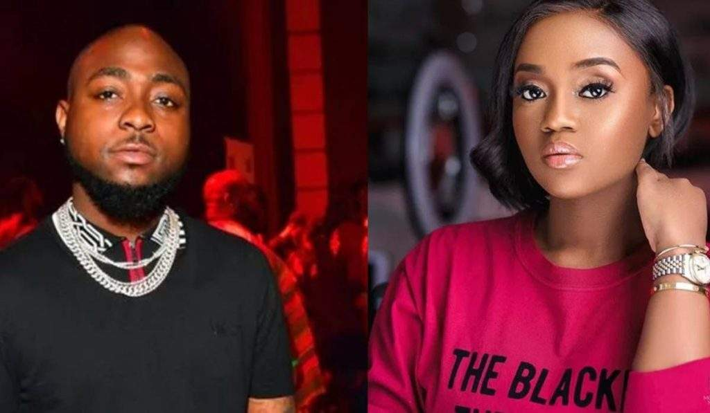 Chioma opens up on alleged fight with fiancé, Davido