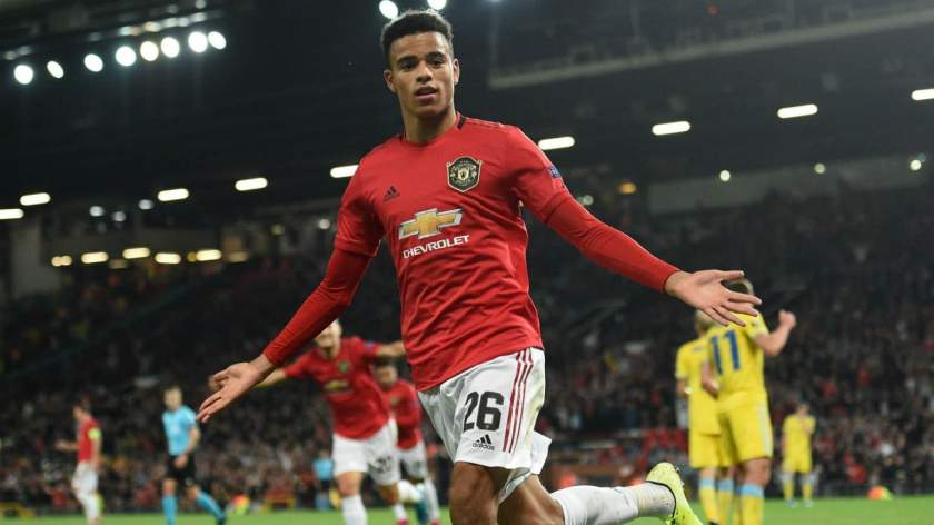 Man Utd's Mason Greenwood, two others tipped to reach Messi, Ronaldo's levels