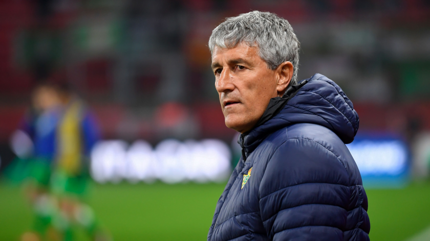 LaLiga: Setien breaks silence on Barcelona sack, claims Messi is difficult to manage