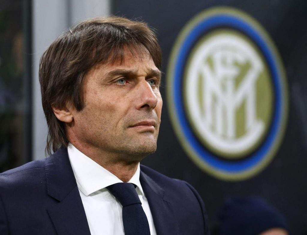 Serie A: Conte reveals why Inter lost 2-1 to Lazio