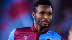 Coronavirus: Mikel Obi in talks with new club after getting sacked at Trabzonspor