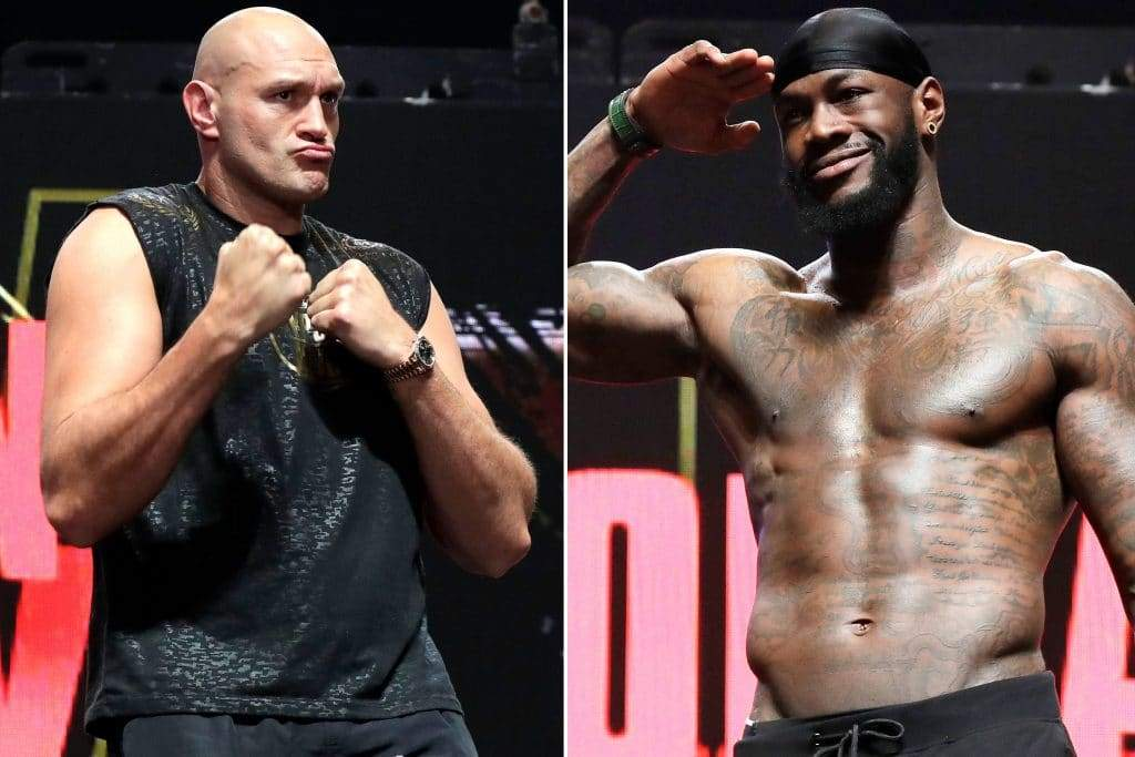 Deontay Wilder Vs Tyson Fury Breaking Down How Fight Will Play Out 1 1