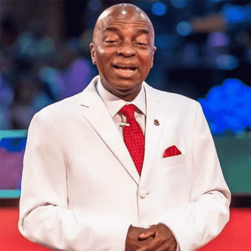 Bishop Oyedepo reveals number of COVID-19 cases healed at Winners Chapel