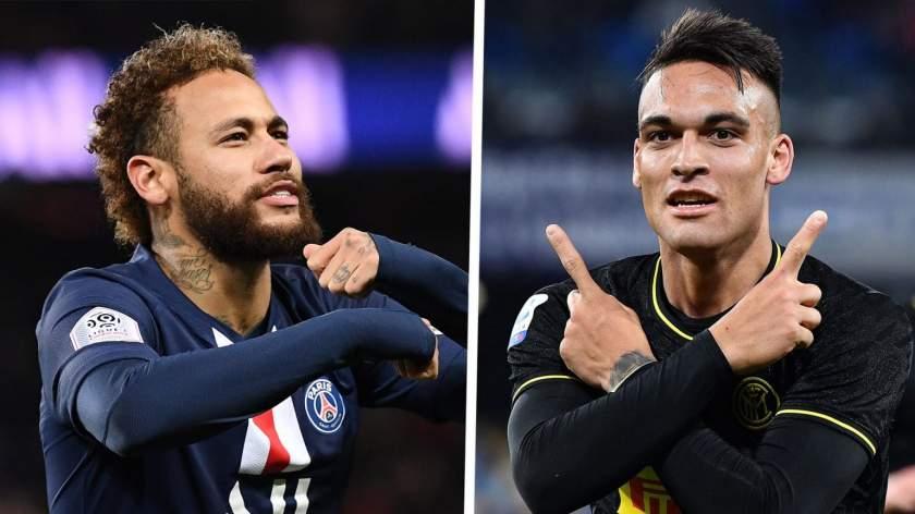 Neymar Lautaro Martinez 2019 20_cbmv67p2qsms16j3dvze4k5zw 1