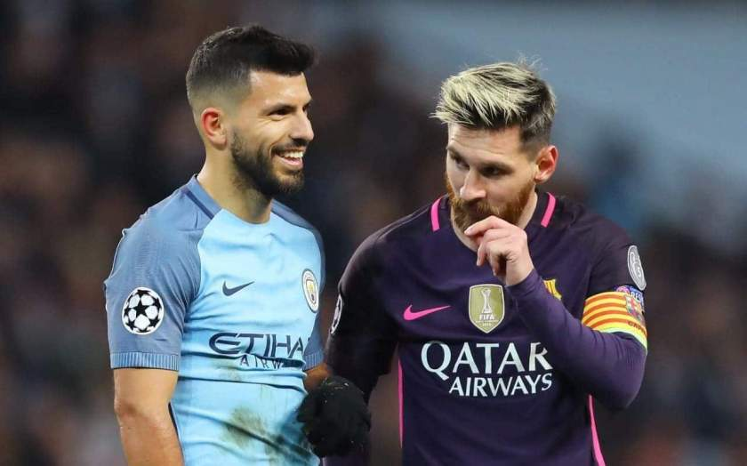 Aguero hints on reasons Messi could leave Barcelona
