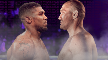 Anthony Joshua-Tyson Fury two-fight schedule confirmed