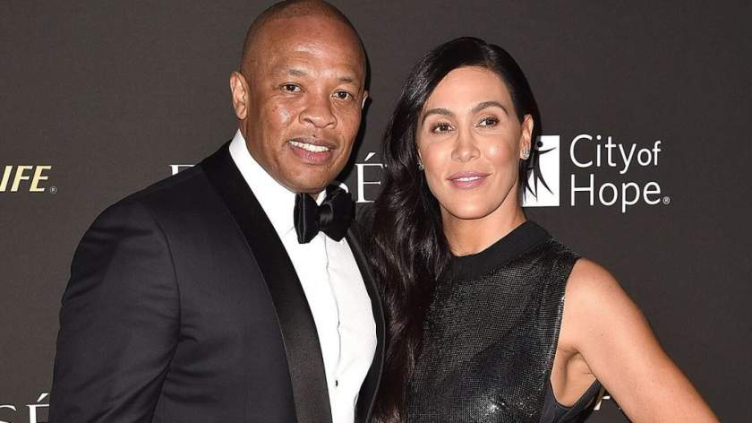 Dr. Dre%E2%80%99s Wife Nicole Young Files For Divorce After 24 Years Of Marriage Reports 1