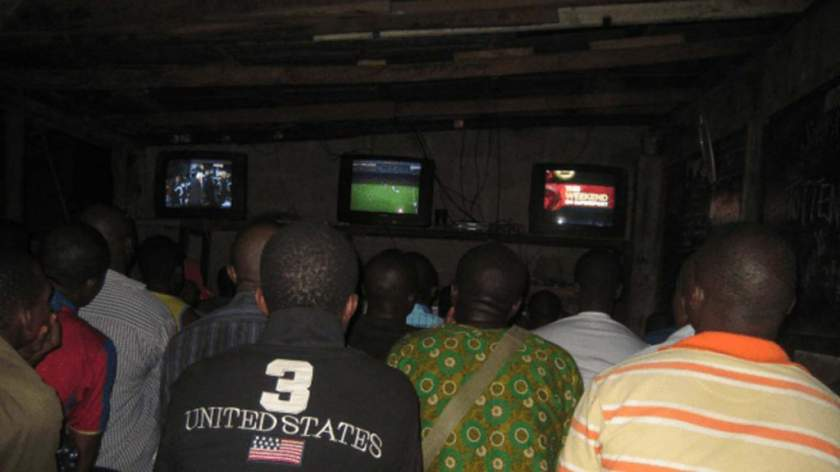 Football Viewing Centres 1