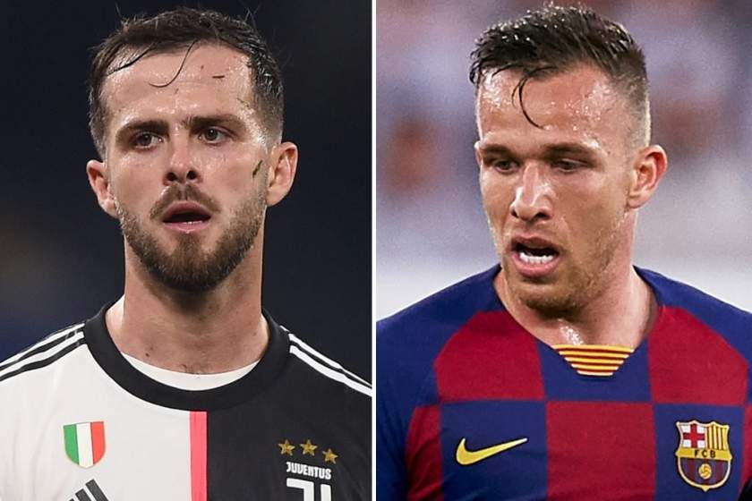 Transfer: Pjanic, Arthur sign contracts with Barcelona, Juventus