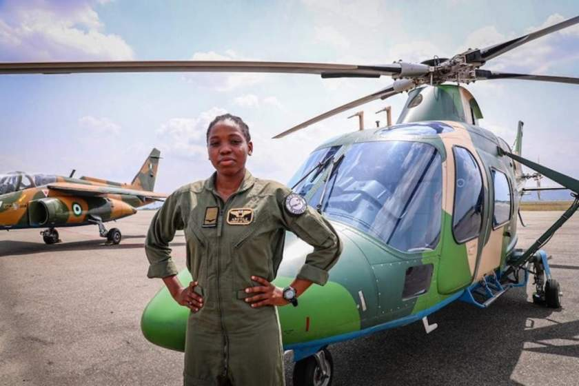 Tolulope Arotile: Nigerian Air Force reveals details of death