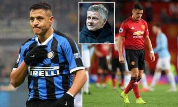 EPL: Man Utd, Alexis Sanchez clash over Inter Milan move