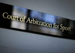 Court Of Arbitration For Sports