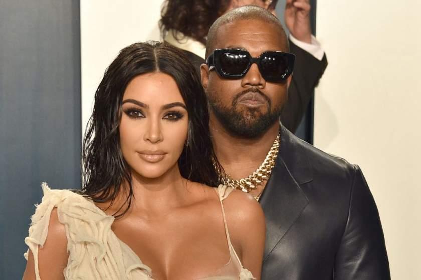 Kim Kardashian reunites with Kanye West amid tears (Photos)