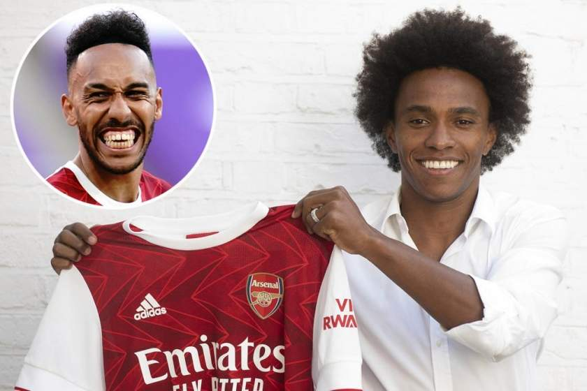 Why Aubameyang's future is important to me - Willian
