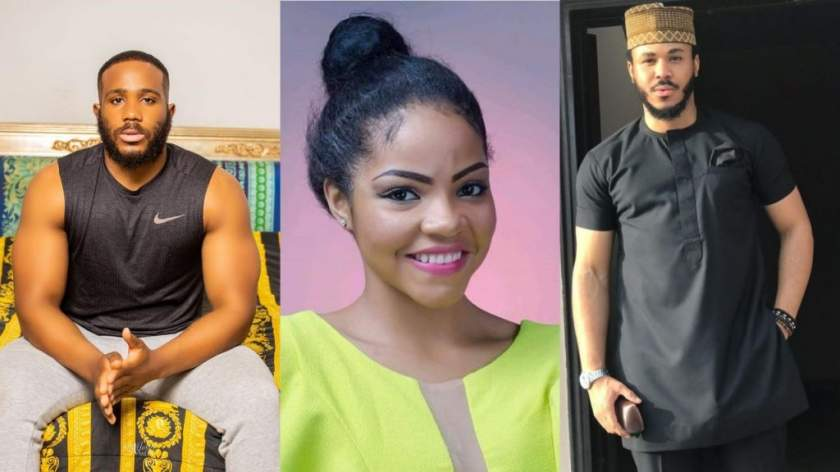 BBNaija 2020_ Ozo Complains About Kiddwaya Always Intruding Whenever He%E2%80%99s With Nengi Lucipost 1
