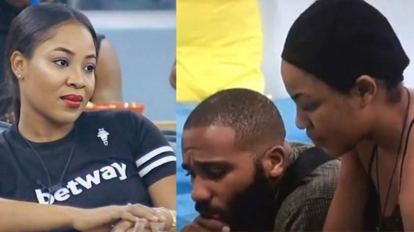 BBNaija 2020: I was only teaching Nengi how to flirt - Kiddwaya tells Erica (Video)