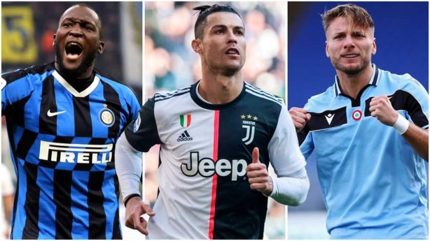 Serie A final day: Highest goal scorers revealed