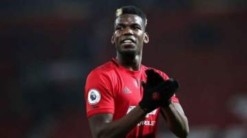EPL: Pogba expresses desire to have Barcelona forward at Man Utd