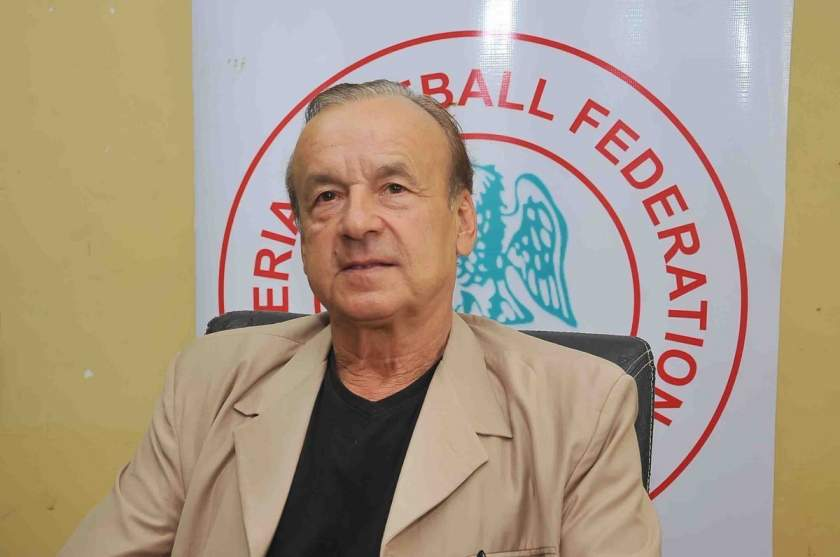 Rohr reacts as Cote d'Ivoire pulls out of Super Eagles' friendly