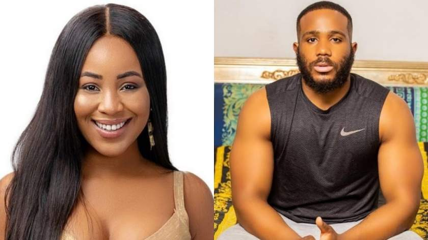 BBNaija 2020: Kiddwaya, Erica caught having sex (Video)