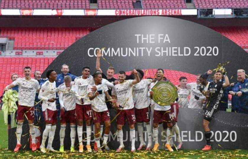 Community Shield: Atiku, Apostle Johnson Suleman react as Arsenal defeat Liverpool