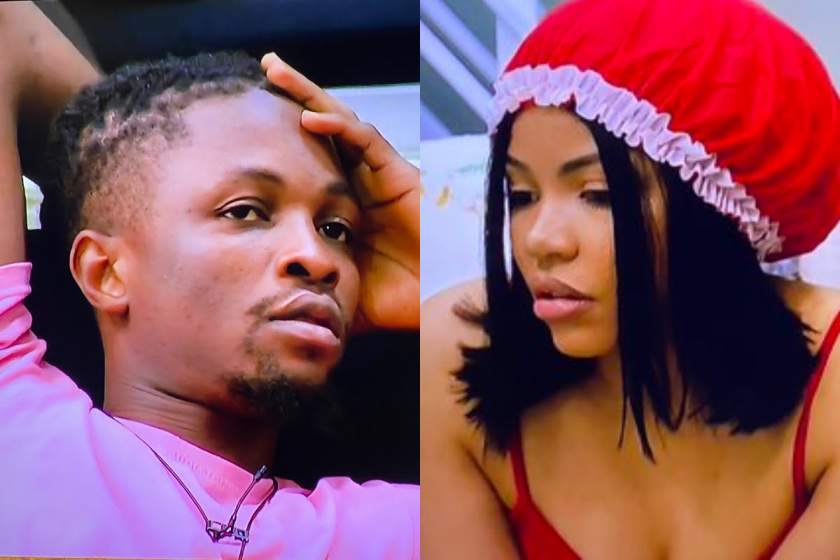 BBNaija 2020: Why I want to be like you - Nengi tells Laycon