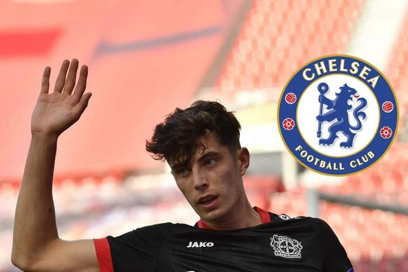 Chelsea player angry over Kai Havertz's arrival