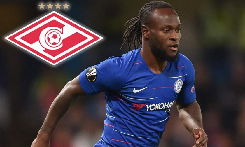 Victor Moses' new shirt number revealed