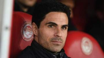 I'm not 'smiling' over Lampard, Chelsea's struggle - Mikel Arteta