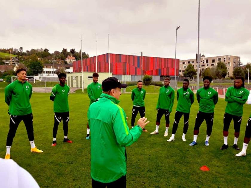 Nigeria vs Algeria: Reactions trail Super Eagles' 1-0 friendly defeat against AFCON holders